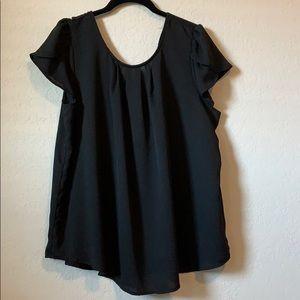 Torrid size 00 black top
